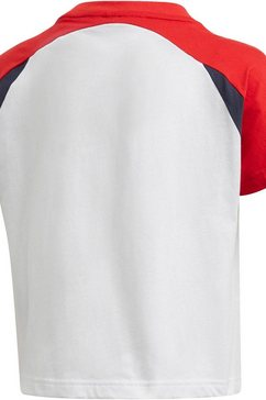 adidas performance t-shirt »girls bold tee« wit