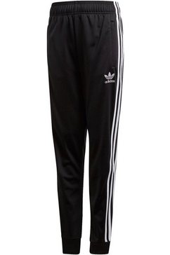 adidas originals trainingsbroek »superstar trackpant« schwarz
