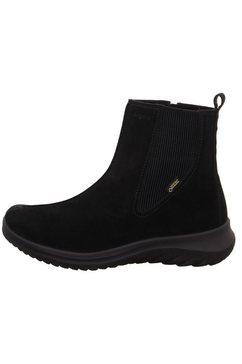 legero boots zonder sluiting »softboot« zwart