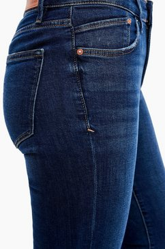 s.oliver capribroek »betsy capri leg« blauw