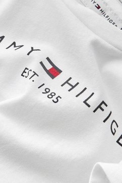 tommy hilfiger t-shirt »essential tee« wit