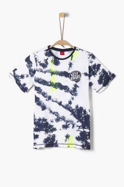 s.oliver jersey-t-shirt_voor jongens wit