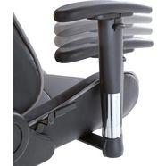 """mca furniture gaming chair """"mc racing gaming-stoel"""" zwart"""