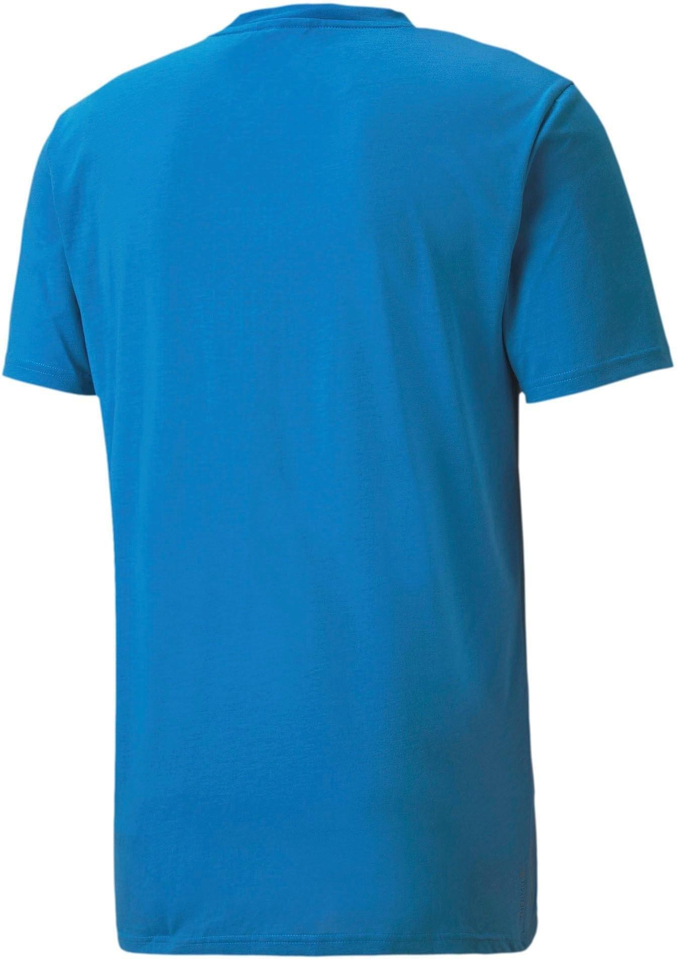 Puma trainingsshirt »TRAIN THERMO R+ BND SHORT SLEEVE TE« online kopen op otto.nl