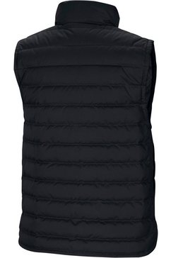 nike donzen bodywarmer »women's down vest« zwart