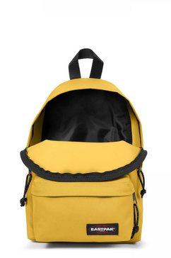 eastpak rugzak »orbit sunny yellow« geel