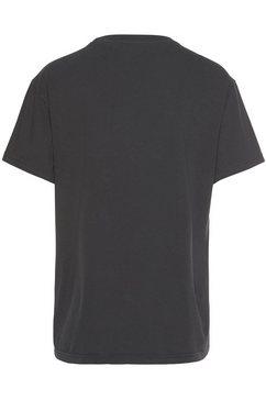 lee t-shirt zwart