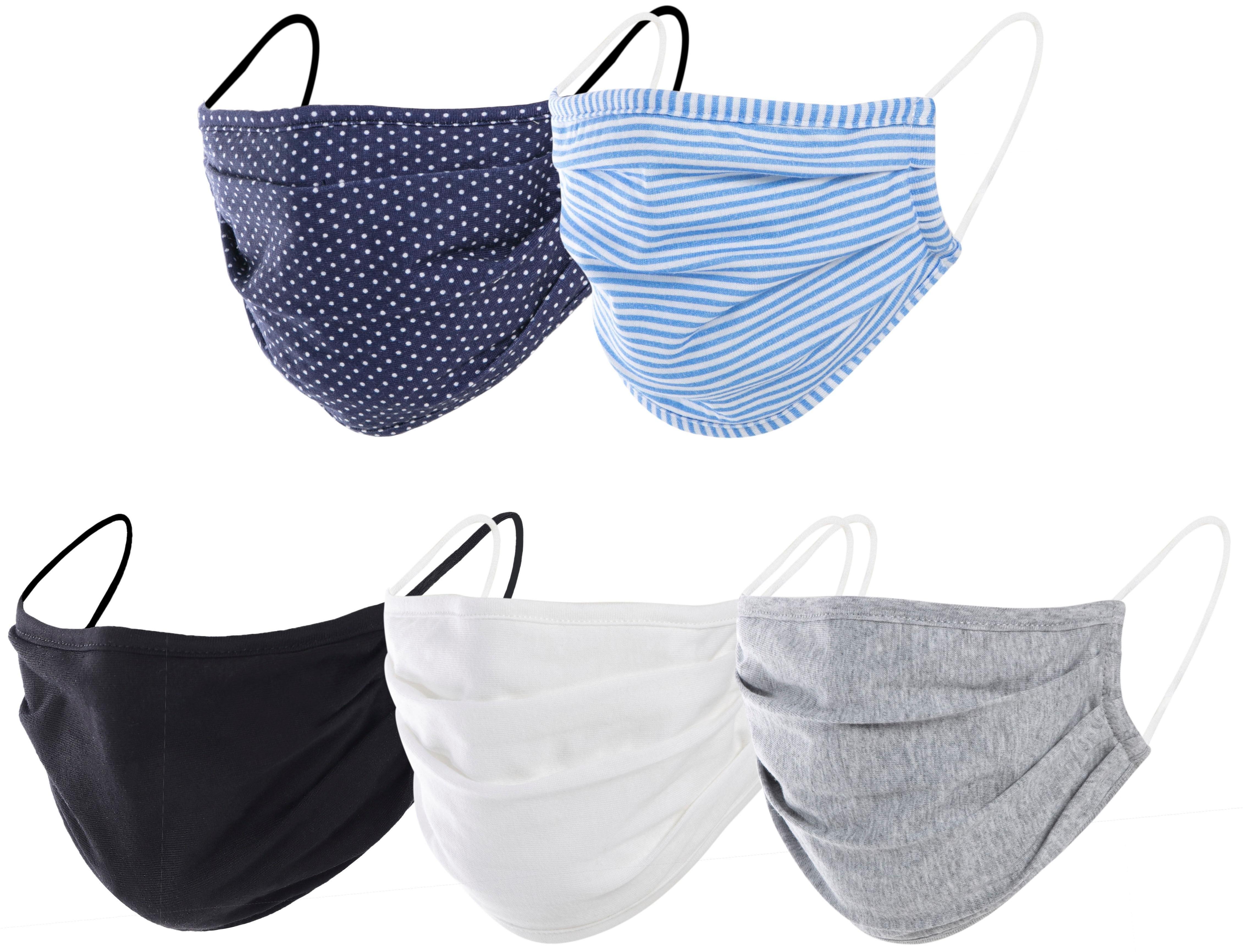 Otto Products Mondkapjes dames - set van 5 voordelig en veilig online kopen