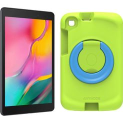 samsung »galaxy tab a 8.0 wi-fi (2019) + kids cover« tablet zwart