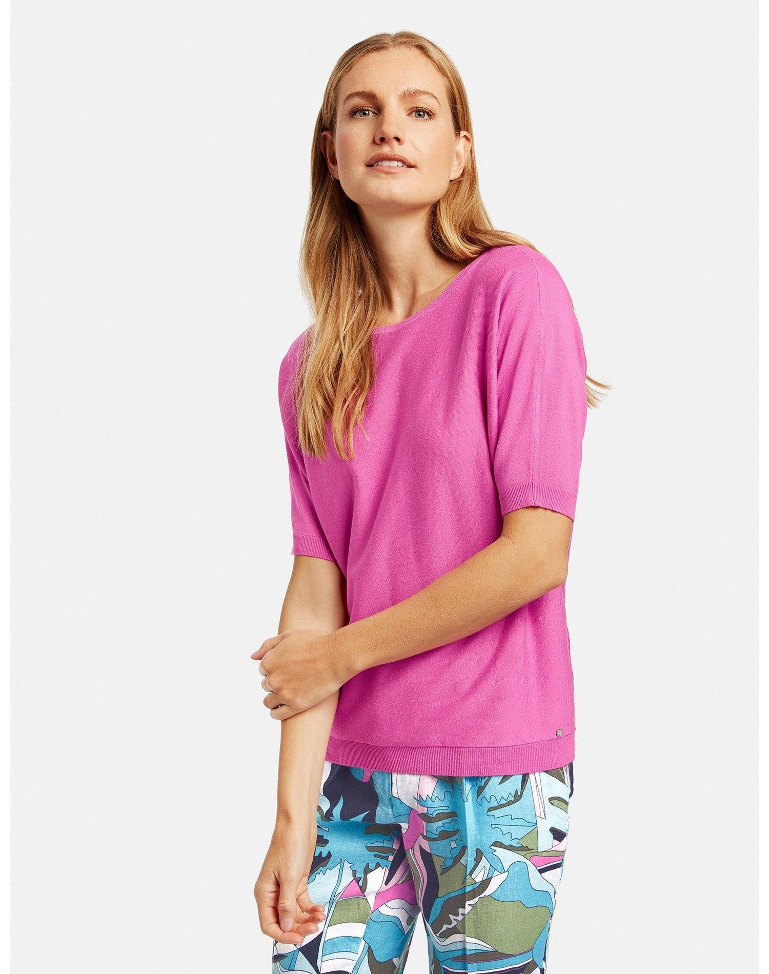 Gerry Weber gebreid, shirt, top, body nu online bestellen