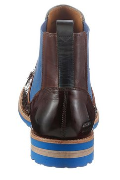 melvin  hamilton chelsea-boots »brad 9 nachhaltig« bruin