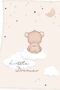 baby best babydeken »little dreamer«, baby best beige