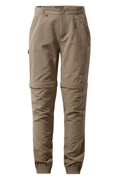 craghoppers 2-in-1-broek »kinder nosilife terrigal« wit