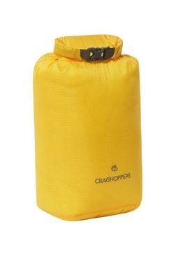 craghoppers drybag »dry bag trockensack 5 liter« geel