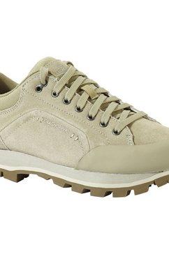 craghoppers sneakers »damen wildleder-turnschuhe jacara« bruin
