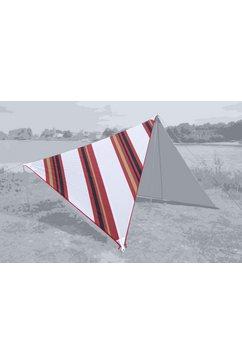 bent »canvas set oriental-caribbean-new zealand« tarp (met transporttas) wit