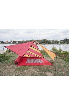 bent »zip friends oriental deluxe-set« tarp (met transporttas) multicolor