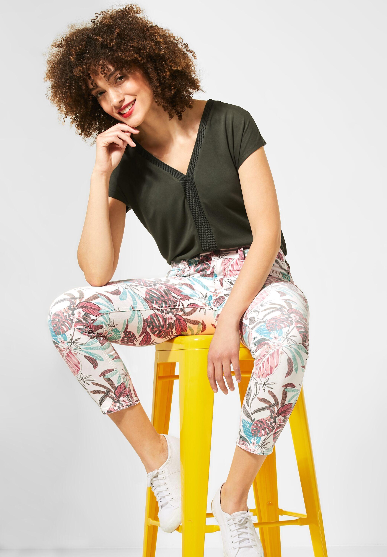 Street One Slim Fit Jeans Nu Online Bestellen - Geweldige Prijs