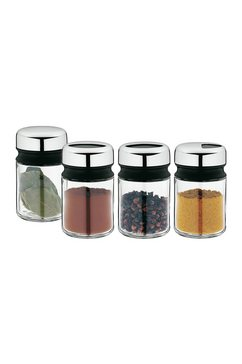 Kruidenstrooier/kruidenpotje, 'Depot', 4-delige set