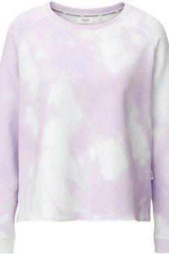 marc o'polo denim sweatshirt paars