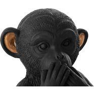 inosign decoratief figuur »affen« zwart