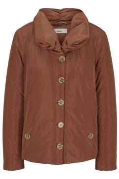 outdoor jas bruin