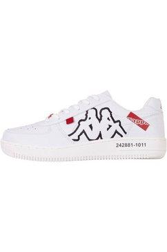 kappa sneakers »bash ol« wit