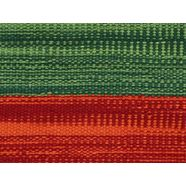 carpetfine vloerkleed »kelim shiva« rood