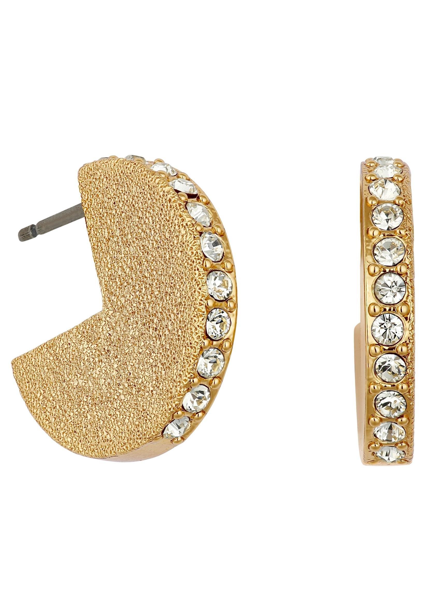 DKNY oorstekers »Shimmer Metal Solid Hoop ER (GL), 5548778« - verschillende betaalmethodes