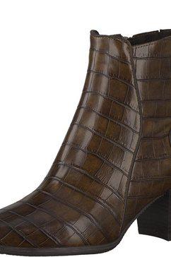 marco tozzi cowboylaarsjes bruin