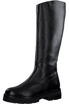 marco tozzi winterlaarzen zwart