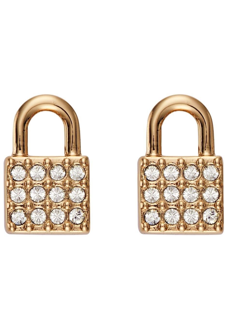 DKNY oorstekers »Padlock Stud ER (GL), 5520120« nu online kopen bij OTTO