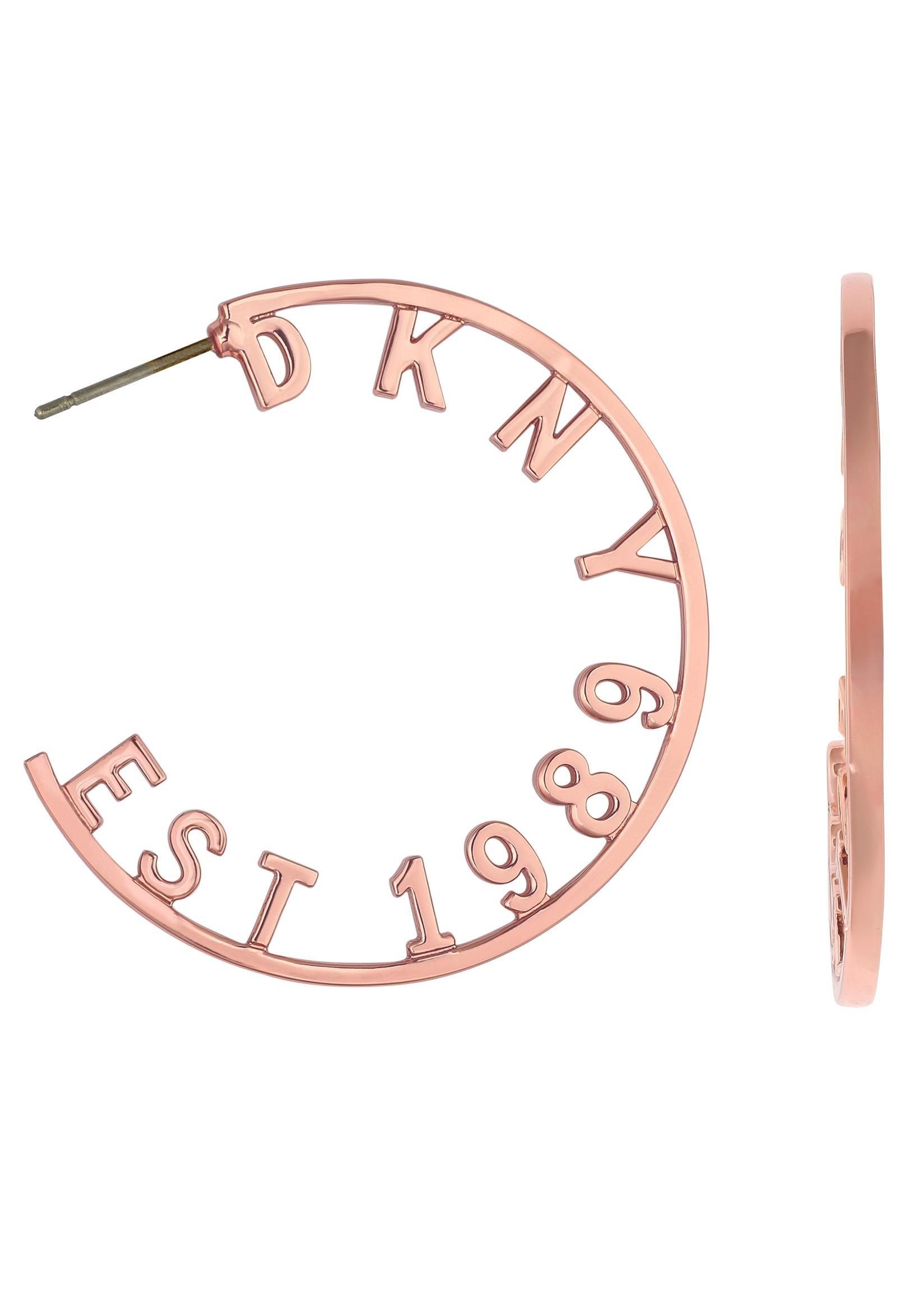 Op zoek naar een DKNY oorringen »DKNY 1989 Round Hoop ER (RG), 5547961«? Koop online bij OTTO