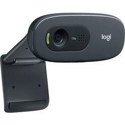 logitech »c270« webcam zwart