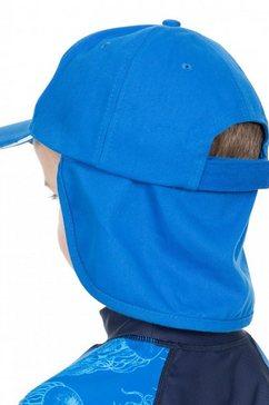 trespass baseballcap »kinder sommerkappe cabello« blauw