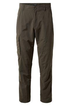 craghoppers outdoorbroek »herren outdoor-hose nosilife branco« groen