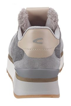 camel active sneakers »fog« grijs