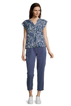 bettyco blouse met print blauw