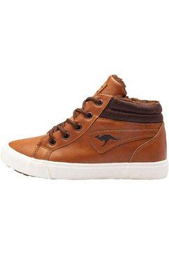 kangaroos sneakers »kavu i« bruin