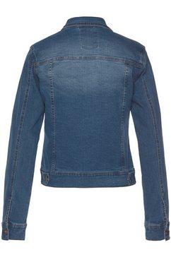 h.i.s jeansjack »eco denim« blauw