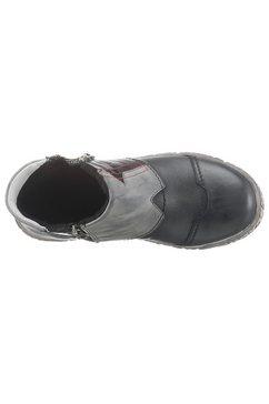 krisbut boots zonder sluiting zwart