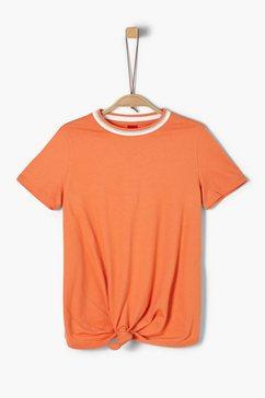 s.oliver t-shirt oranje