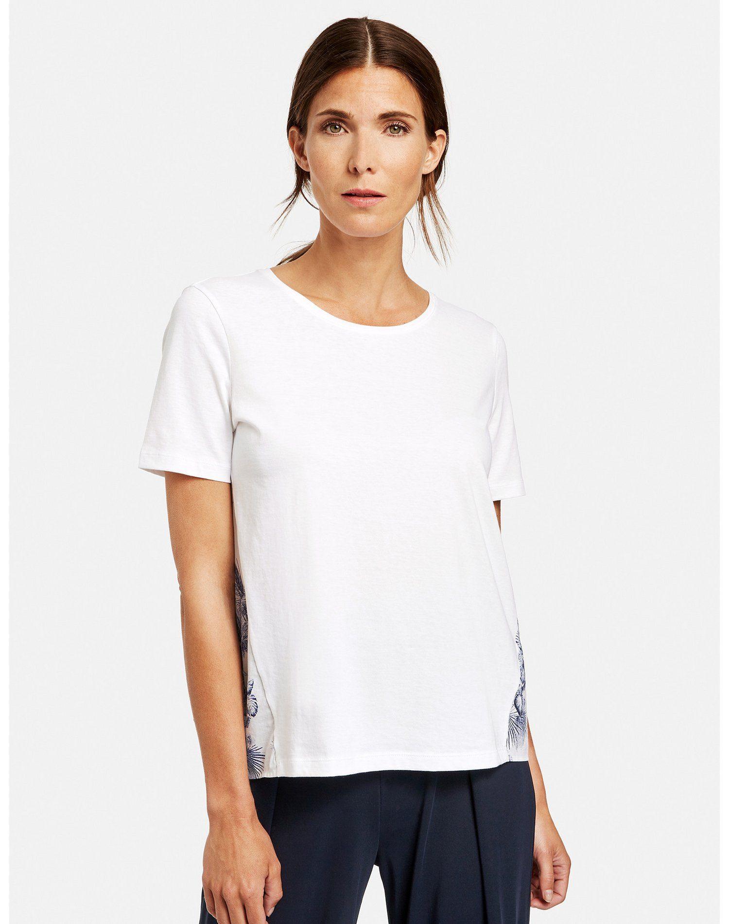 Gerry Weber T-shirt Met Korte Mouwen In De Online Winkel - Geweldige Prijs