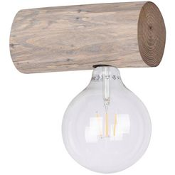 spot light wandlamp »trabo simple«, grijs
