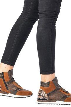 remonte sneakers bruin