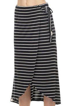 ragwear rok in a-lijn »adelka midi« zwart