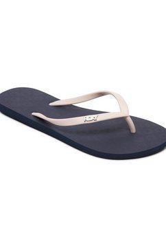 roxy sandalen »viva tone« blauw