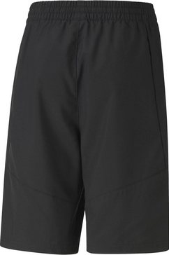 puma functionele short »active sports woven shorts boys« zwart