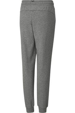 puma joggingbroek »sweatpants fleece boys« grijs