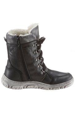 krisbut winterlaarzen grijs